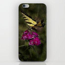 Ragged Wings iPhone Skin