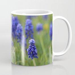 Grape Hyacinth in Spring Coffee Mug