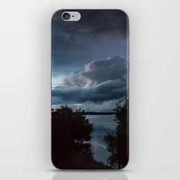 Stormy II iPhone Skin