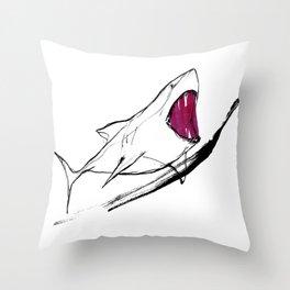 SELACOFOBIA Throw Pillow