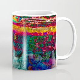 Owl Radiance Coffee Mug