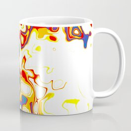 Rainbow Spurt 04 Coffee Mug