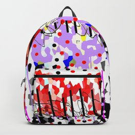 Lines and colors Backpack