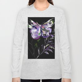 A Butterfly Of The Rainbow Long Sleeve T-shirt