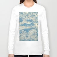 ice Long Sleeve T-shirts featuring Ice by Platinepearl