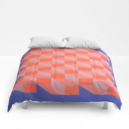 Geometric Design - By Dominic Joyce Comforters