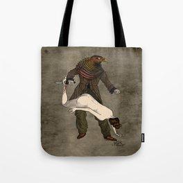 The Birdman (after Max Ernst) Tote Bag