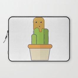 Suggestive Cacti Laptop Sleeve