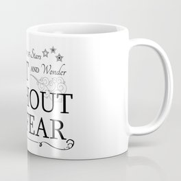 You are the Stuff of Stars and Wonder Coffee Mug