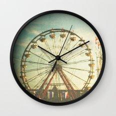 Carnival - Color Wall Clock