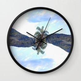 Pasargadae Wall Clock