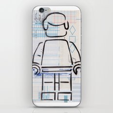 Multiple Choice - Lost & Found Series iPhone & iPod Skin