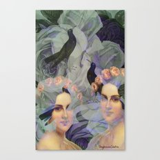 Songbirds2 Canvas Print