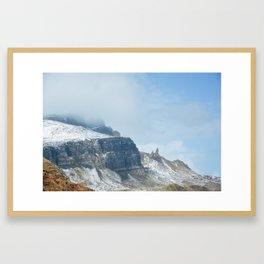 Skye Framed Art Print