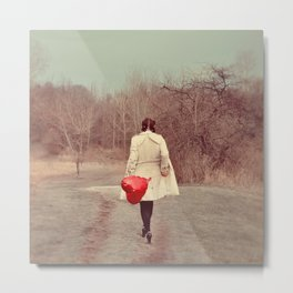 You've Gotta Have Heart Metal Print