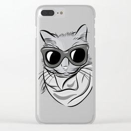 Fancy Boi Clear iPhone Case