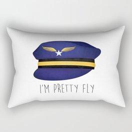 I'm Pretty Fly Rectangular Pillow