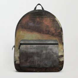 A Terrible Mistake Backpack