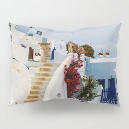 Imerovigli Santorini Pillow Sham