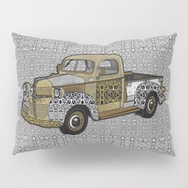 Dad's Old Truck Pillow Sham