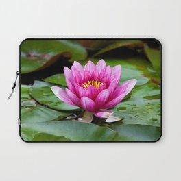 Lotus Flower Laptop Sleeve