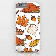 thanksgiving Slim Case iPhone 6