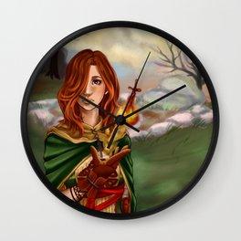 Dark Souls 2  - Emerald Herald Wall Clock