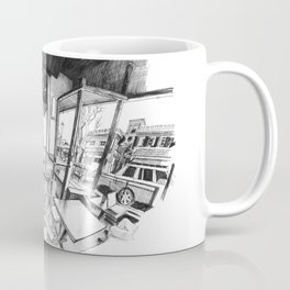 Spinelli's Bakery and Cafe, Denver Coffee Mug