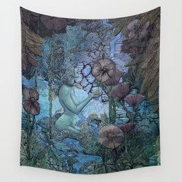 Gaian Forest Wall Tapestry