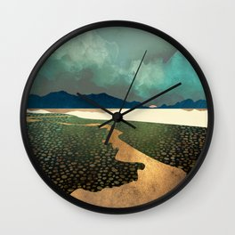 Distant Land Wall Clock
