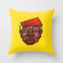 MIG Throw Pillow