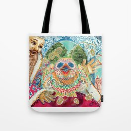 The Nightingale Series - 6 of 8 Tote Bag