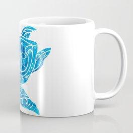 Vintage Hawaiian Tribal Turtle Coffee Mug