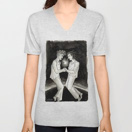Carry On Unisex V-Neck