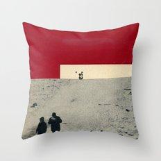 es* Throw Pillow