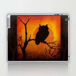 Halloween Is Coming Laptop & iPad Skin