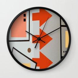 Arrago 1 Wall Clock