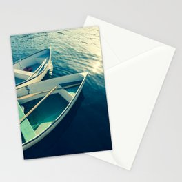 On the Water - Boats Stationery Cards