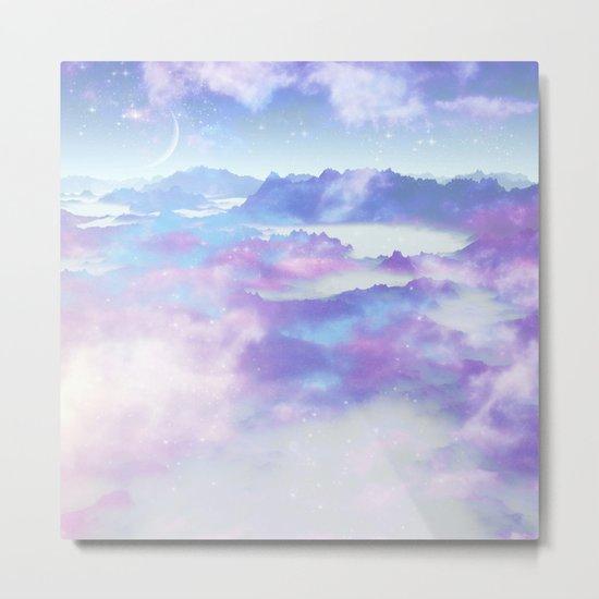 Dreaming landscape Metal Print