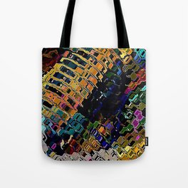 Disintegration Theory Tote Bag