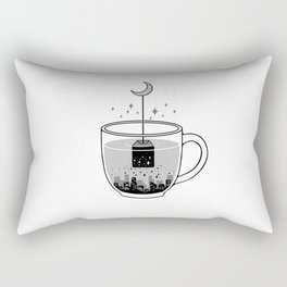 Please Brew Me a GoodNight Rectangular Pillow