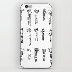 A Wrenching Tribute iPhone & iPod Skin