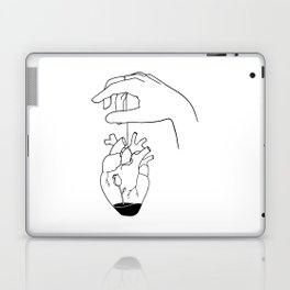 How can you mend a broken heart Laptop & iPad Skin