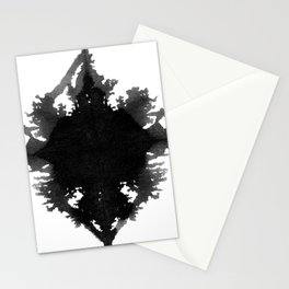 Rorschach || Stationery Cards