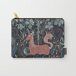 unicorn in captivity. Carry-All Pouch