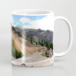 Sunnyside Mill at Eureka, on the Alpine Loop Coffee Mug
