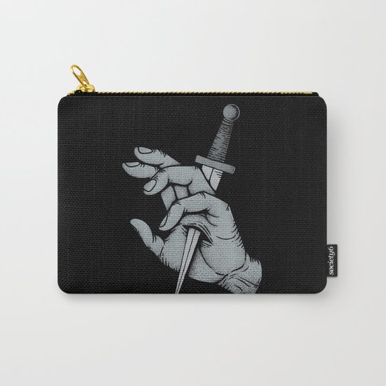 Stabbed Carry-All Pouch