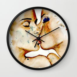 Bandy Wall Clock