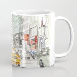 New York City Taxi Coffee Mug