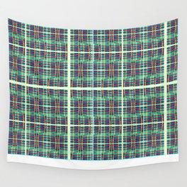 plaidish Wall Tapestry